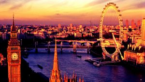 london eye, londra, agentie de turism