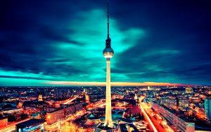 berlin, agentie de turism, turnul TV