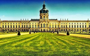 palatul charlottenburg, berlin, agentie de turism