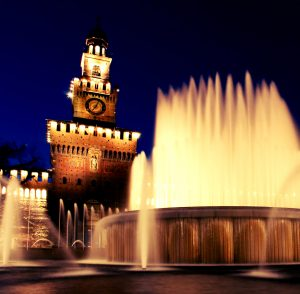 milano, agentie de turism, castelul sforza