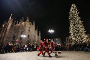 Craciun, Milano, Agentie de turism Constanta
