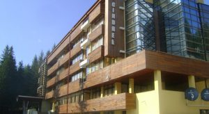 Paltinis, Hotel Cindrel, Agentie de turism Constanta