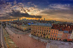 Craciun, Varsovia, Agentie de turism Constanta